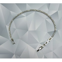 tenis steel bracelet custom jewelry