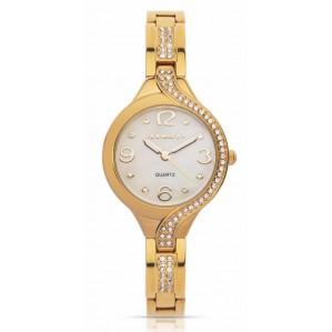 שעון לנשים PRINCE PF206 בצבע זהב